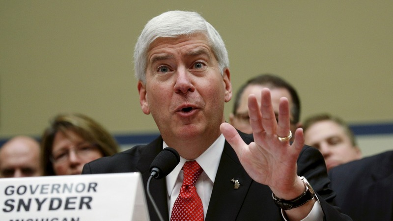 Michigan Governor to drink Flint water for 30 days