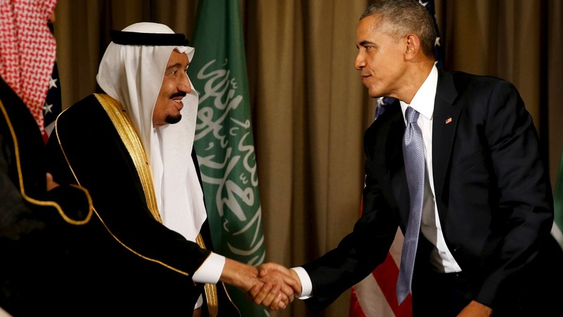 Obama set to court Gulf in Riyadh trip