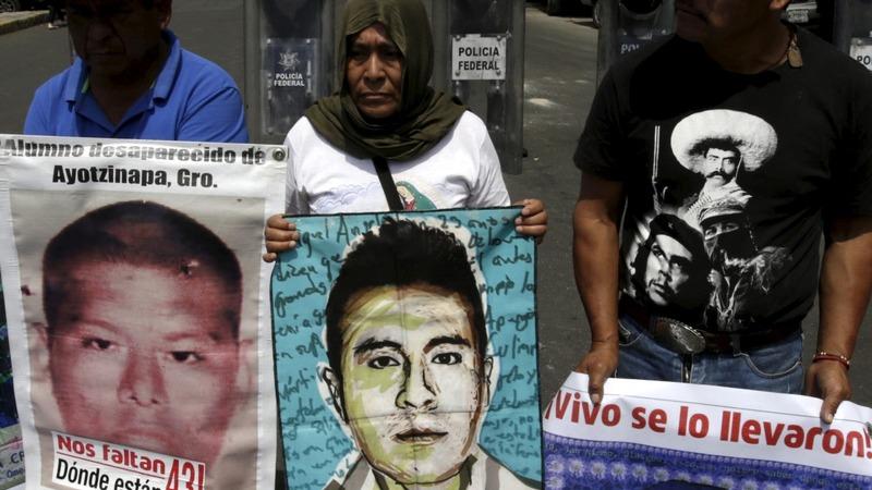 Mexico's army under fire in massacre probe