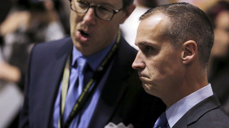 Trump sidelines Lewandowski in shakeup