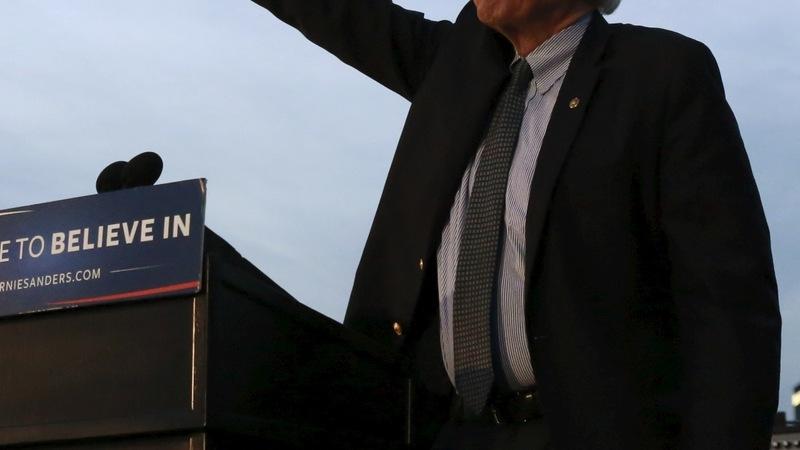 Democrats vie for prized New York delegates