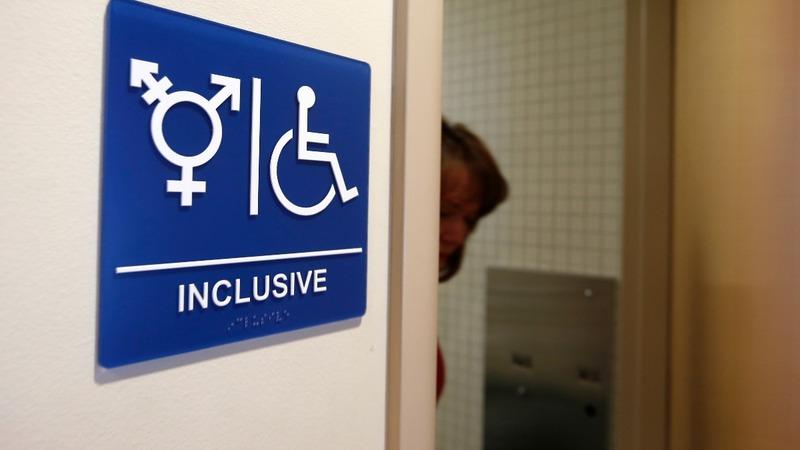 Transgender students caught in legal restroom fight