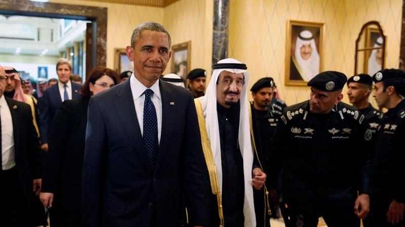9/11 bill looms over Obama's Saudi visit