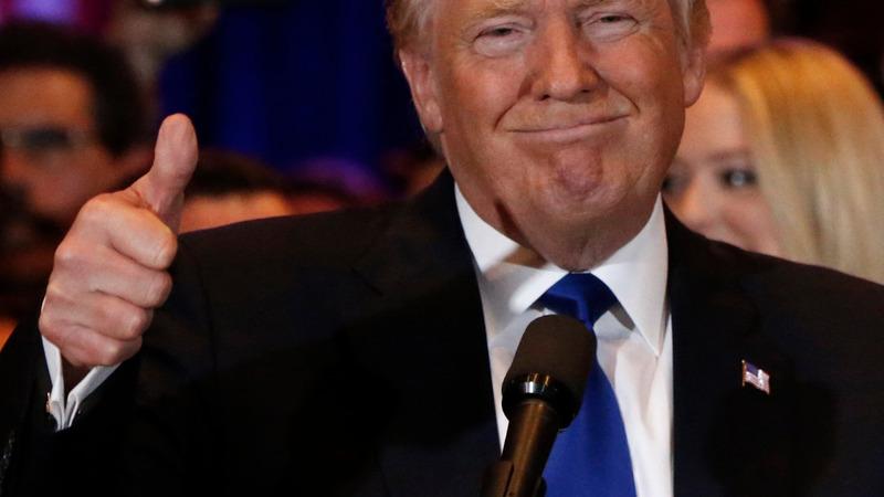VERBATIM: Trump wins NY Republican primary