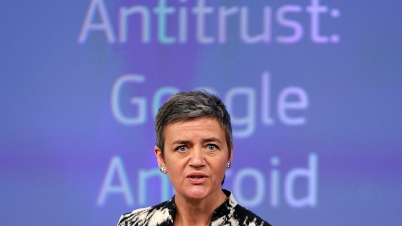 EU says Google abused the Android market