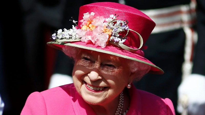 Queen turns 90 and is still 'the boss'