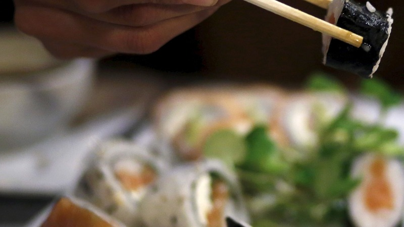 Sushi for Passover? Food ban lifted for Seder
