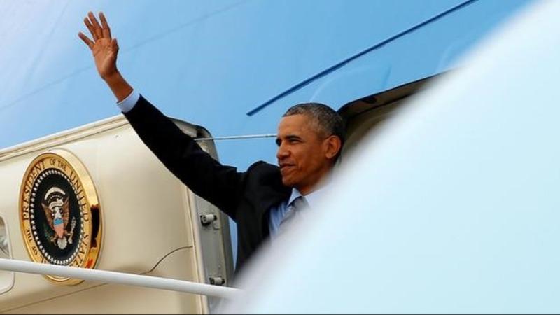As Obama flies in, UK 'In' camp makes gains