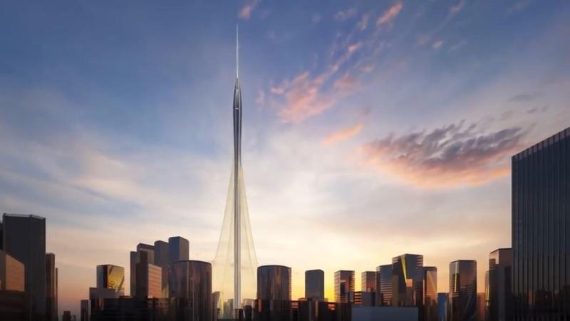 Dubai's teetering race for the top