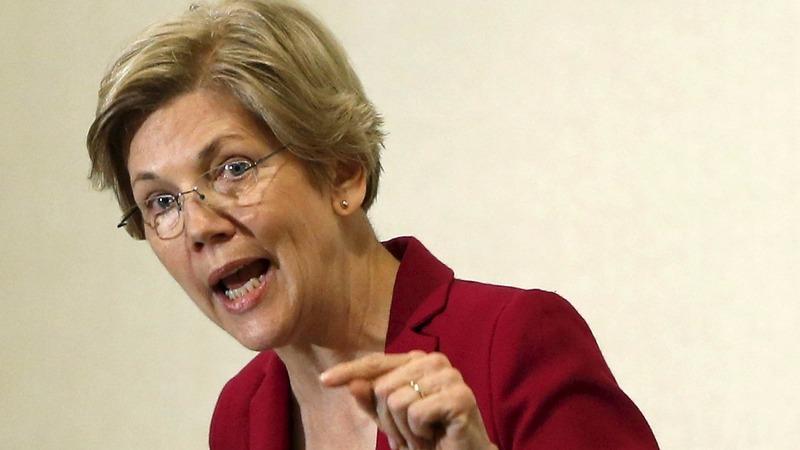 Warren spanks SEC, targets billionaire Steve Cohen