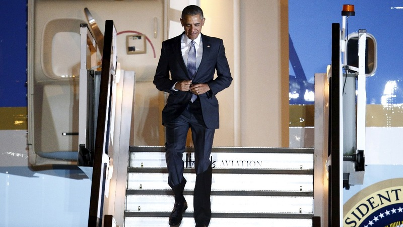 Obama calls on Brits to stay in the EU