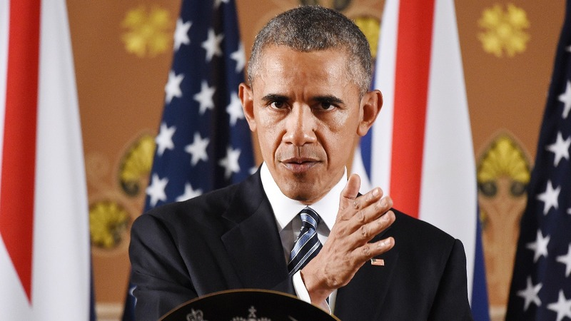 Obama urges Brits to stay in the EU