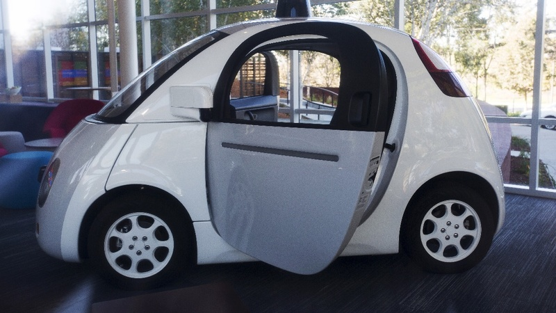 Inside the race to create the driverless car