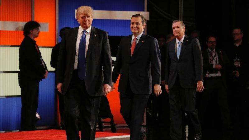 Cruz, Kasich reach 'stop-Trump' deal