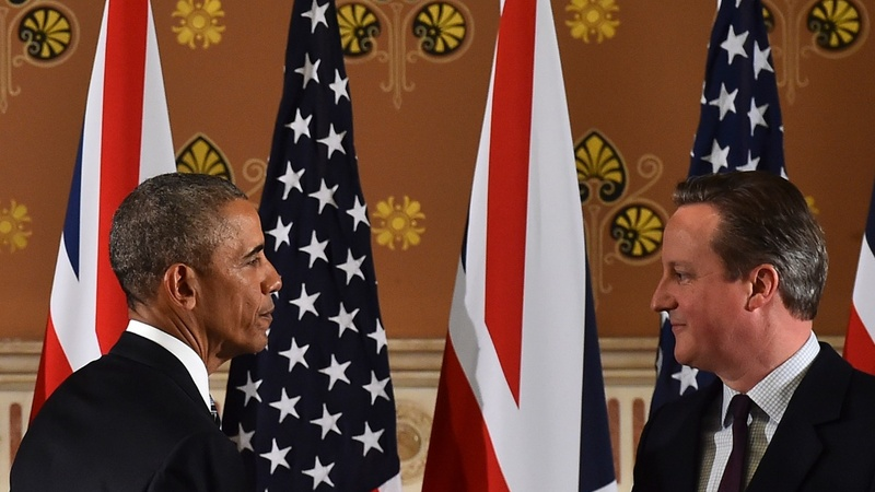 Obama tilts odds against Brexit