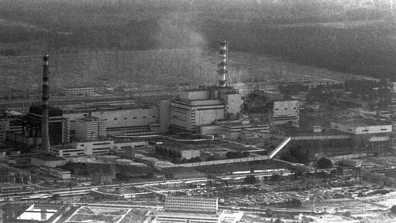 Chernobyl 30 years on: Inside the danger zone