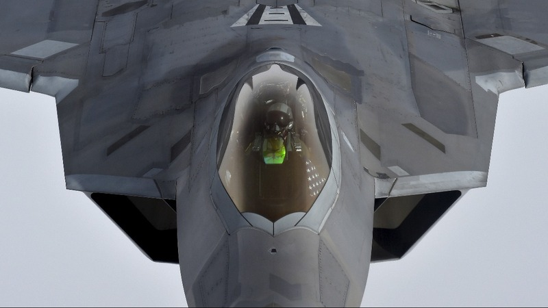 U.S. sends jets to 'deter Russian aggression'