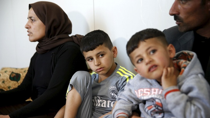 Kidnapped boys escape Islamic State training