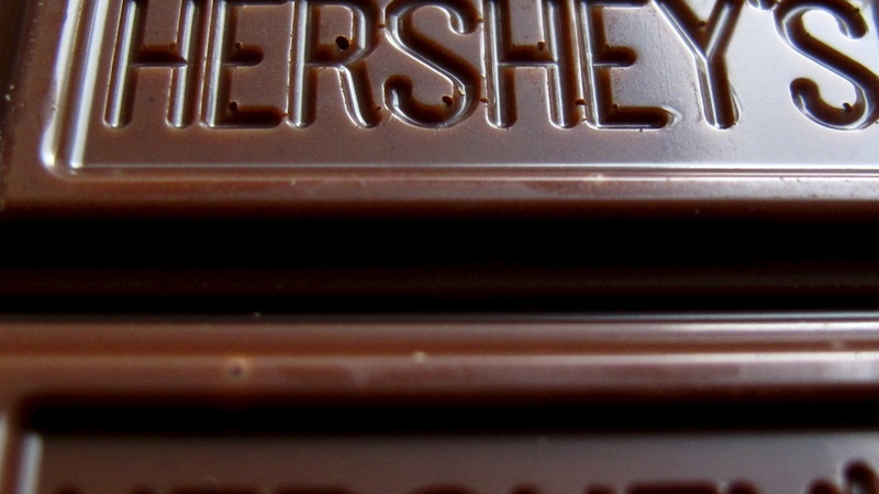 Hershey's hurt by America's waning love for chocolate