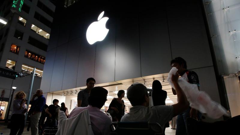 Apple's hot streak is over