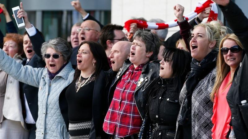 VERBATIM: 'Too long for Hillsborough justice'