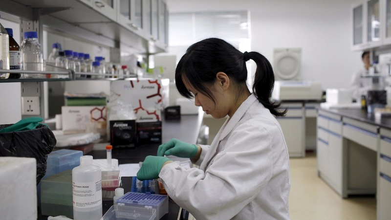 Small players give Big Pharma a boost in China