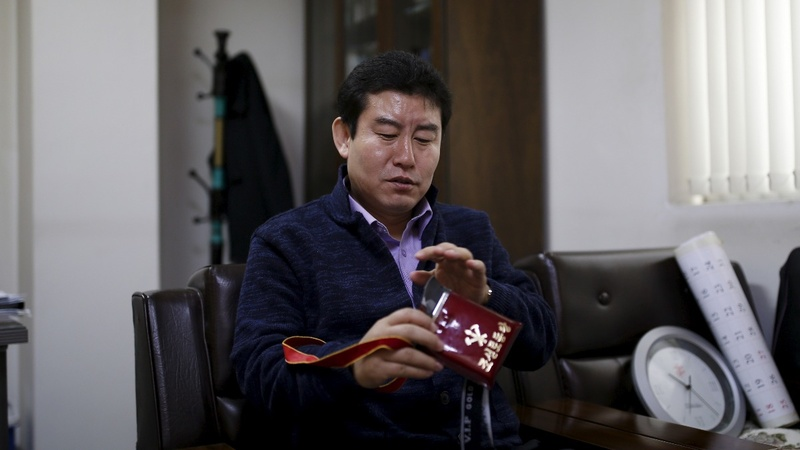 Once banned, North Korea's black markets a gray area