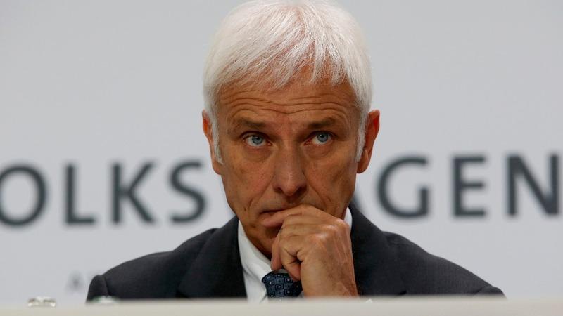 VW earnings slide, but CEO bullish