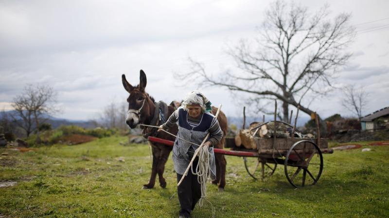Emigration leaves Portugal's villages abandoned