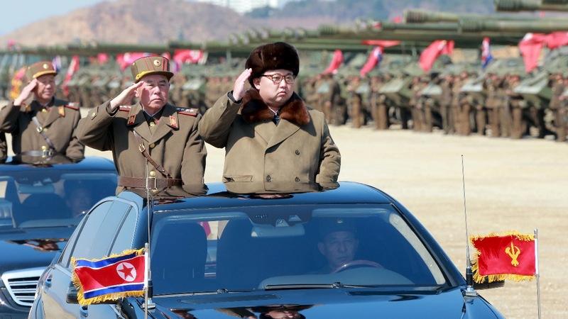 North Korea rushes rocket test, fails again