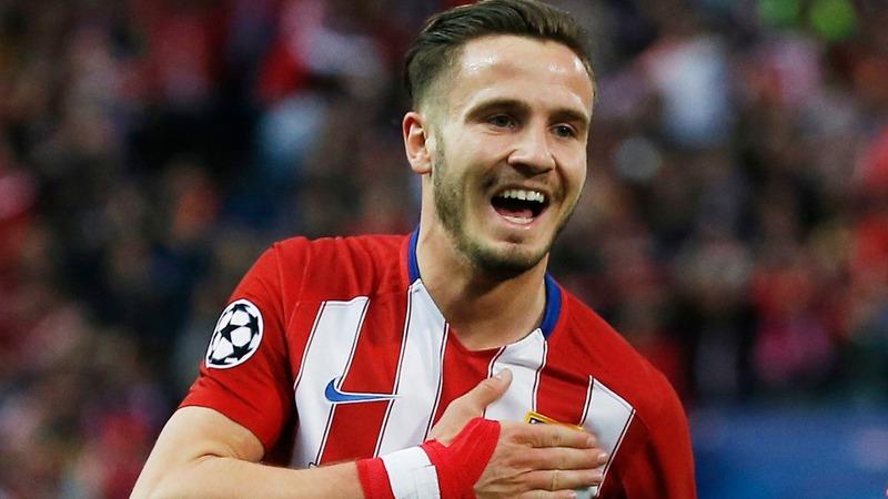 Half time in Champions League semi-finals