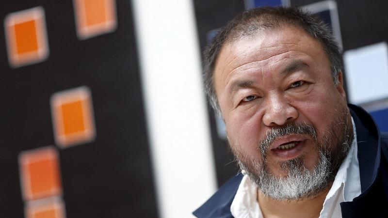 VERBATIM: Ai WeiWei condemns refugee response