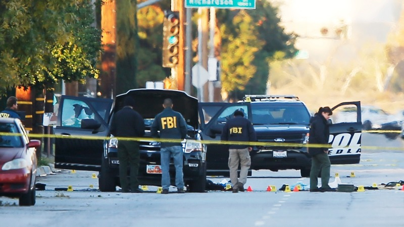 Brother of San Bernardino shooter arrested
