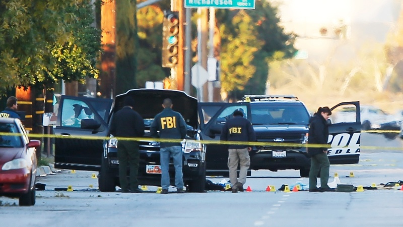 Brother of San Bernardino shooter arrested