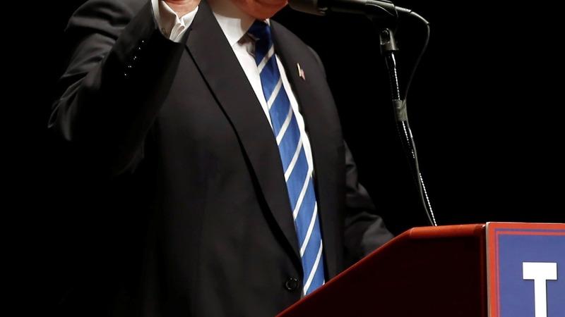 VERBATIM: 'It's over' if we win Indiana - Trump