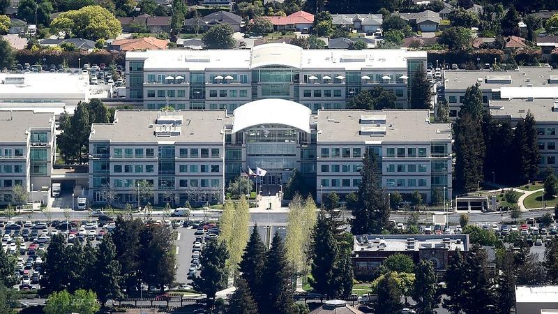 Death on Apple campus was a suicide: police