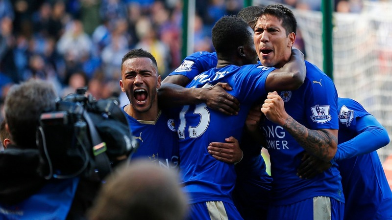 Leicester City on brink of sporting miracle