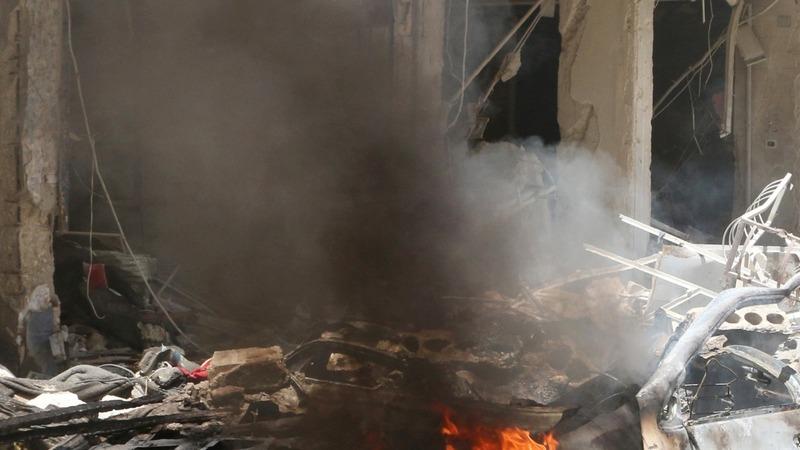 Syria calls temporary 'regime of calm'