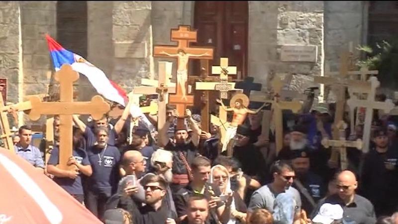 INSIGHT: Good Friday celebrations in Jerusalem