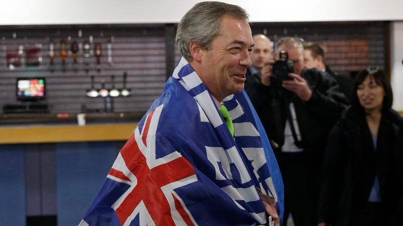 VERBATIM: Farage wants migration focus
