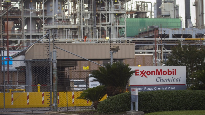 The worst may be over for Exxon Mobil