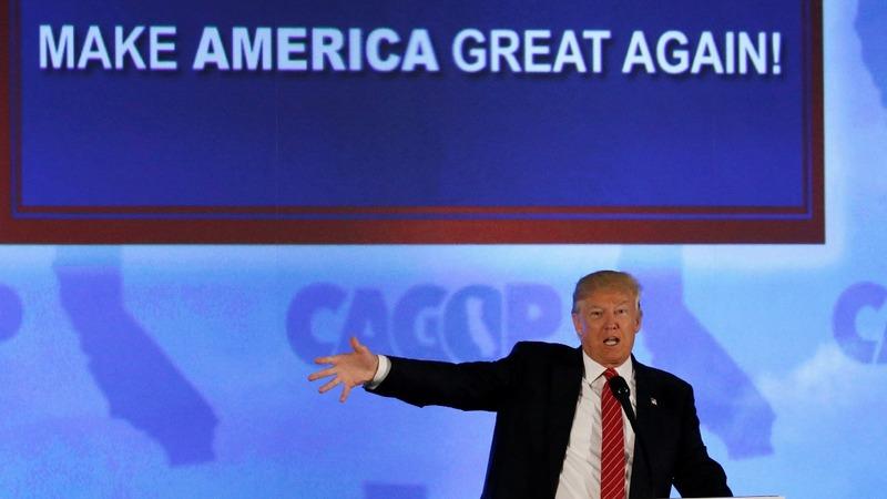 VERBATIM: Trump slams Cruz on delegates, Fiorina
