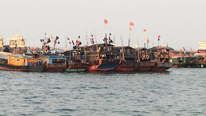 Beijing's South China Sea fishing militia