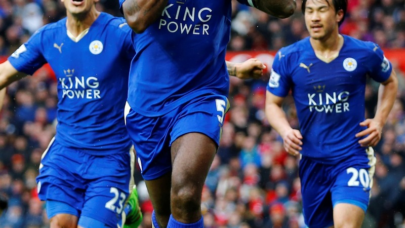 Leicester City edge towards title
