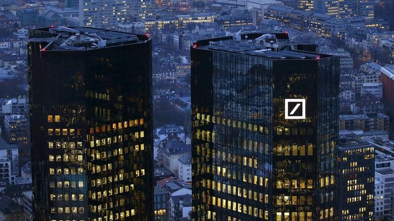Watchdog warning on Deutsche Bank - FT