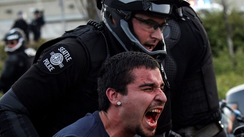 Bloody May Day in Seattle as violence reigns