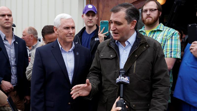 VERBATIM: Cruz gets no respect from Trump supporter in Indiana