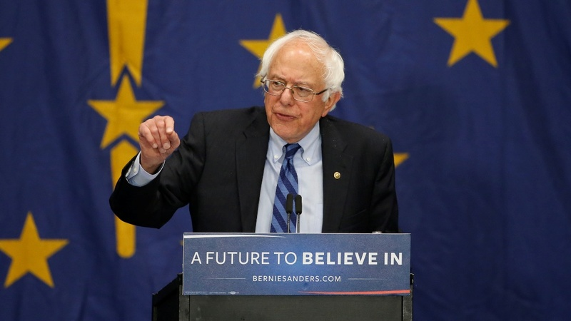 Sanders vows to fight on to Dem convention
