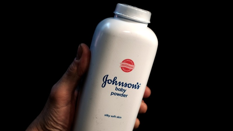 J&J takes another hit in talc-powder trial