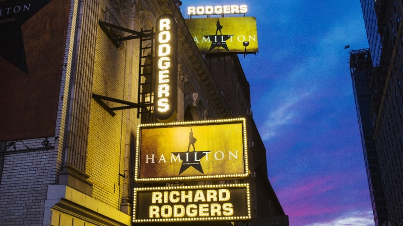 'Hamilton' makes history with 16 Tony nominations